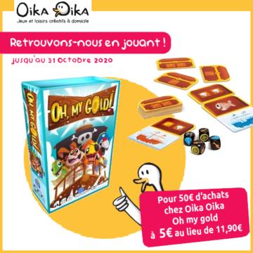 Nicolas de Oika Oika nous propose encore des promos!
