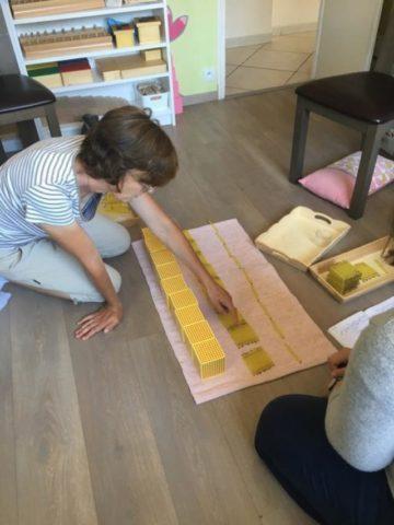 Montessori: le replay du webinaire est disponible dans l'espace ressources!