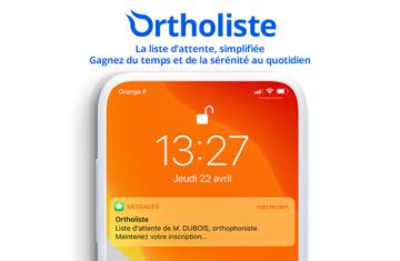 Présentation d'ORTHOLISTE: un webinaire à découvrir le mardi 15/06 à 20h30!